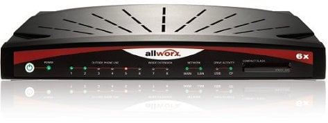 Overhead SIP Paging with Allworx 6x PBX